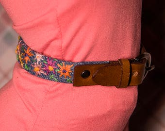 Belt with embroidery for BJD / SD / 1/3