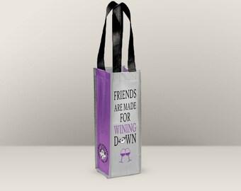 Reusable Wine Gift Bag
