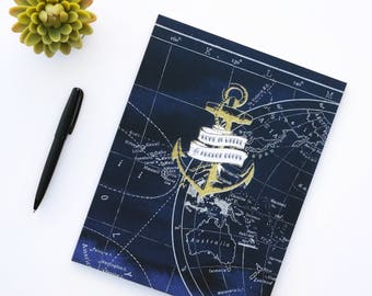 Nautical Military Move Journal - 5 Section