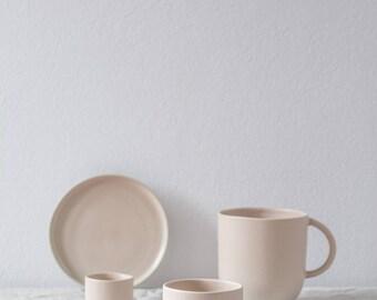 Gradient Mug M Almond
