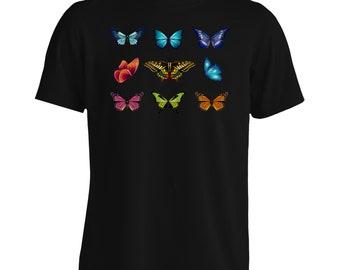 Butterflies Selection Best Gift Novelty Men's T-Shirt p30m