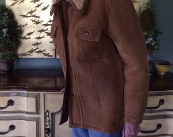 Polo Shearling Jacket