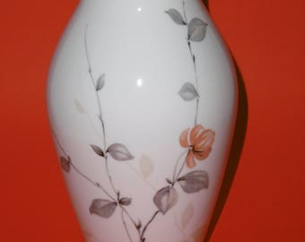 KPM Krister vase 50s Porcelain Model 22 Height: 21.6 cm