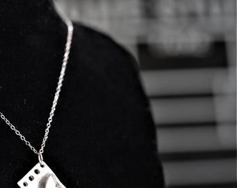 Love Cinema Necklace - Heart