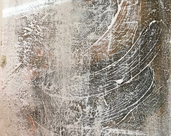 White 11 - Abstract painting, acrylic on canvas, white textured, original painting, painting on canvas, wall art, contemporary painting