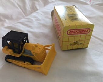 Matchbox # 64, Bulldozer
