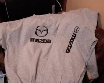 "Winter set ""Mazda"""