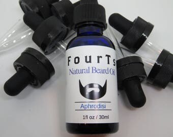 Natural Handcrafted Beard Oil