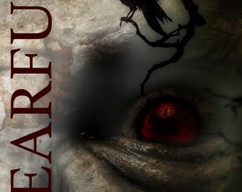 Ebook cover premade scary and horror