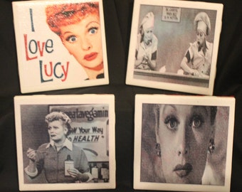 The Lucy Coaster Collection