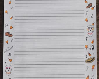 Coco Letter Writing Paper