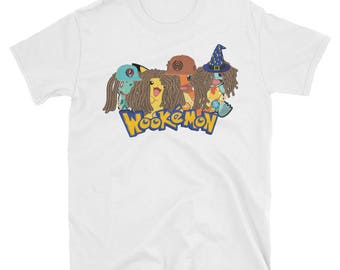 wookemon shirt