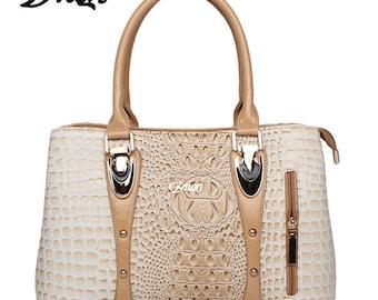 women's 2017 high quality leather handbag