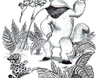 Anteater Parent