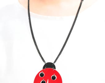 Necklace, Custom Made, Made to Order, Designer Necklace, Aceesories, Designer Accesories, Perspex Necklace, Perspex Jewellery