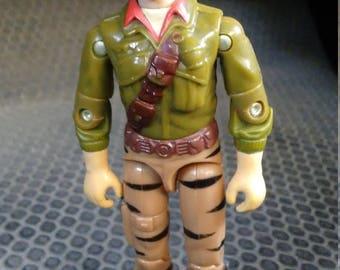 G. I. Joe Action Figure Duke (v.2) (Tiger Force) 1988