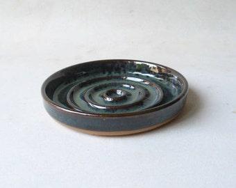 Pottery Soap Dish, Handmade Ceramic Soap Dish