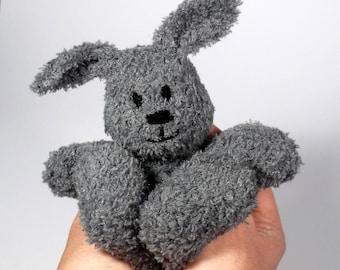 Little Cuddle Bunny Knitting Pattern