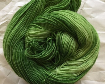 SALE sock dream - a green for Serafine