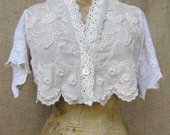 Handmade antique jacket