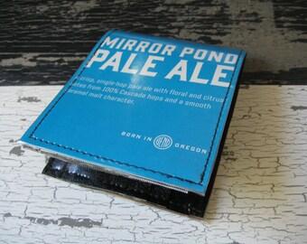 Deschutes Mirror Pong Bi-Fold Beer Wallet