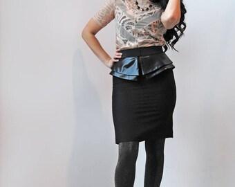 Peplum Belt / Detachable Peplum / Accessory / Accessorize / Tailored Peplum / Fashion Accessory / Fashion Belt / Peplum / Style Pro / Belt