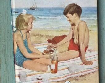 "Vintage 1960s 1970s Ladybird Book 3a Hoff Bethau Cynllun Darllen ""Ladybird"" Series Welsh Language Children's Book illustrated by John Berry"