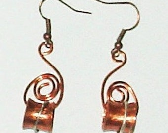 Pelican Spinner Earring