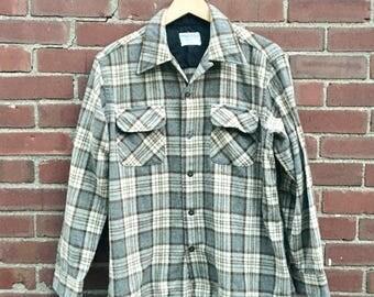 Vintage JC Penney Flannel Shirt - M/L
