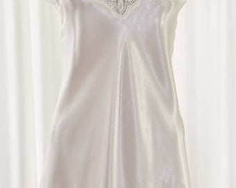 Lily Of France Blush Pink Nightgown Medium