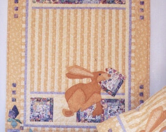 BAD HARE DAY Quilt Pattern - Uncut - Q066