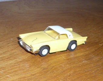 Tyco 1957 Ford Thunderbird HO slot car