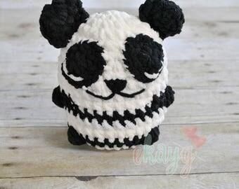 Puffy Stuffy Panda