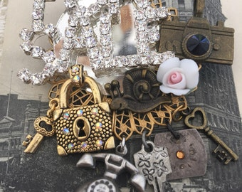 REAL ESTATE Jewelry - For Sale REALTOR Brooch
