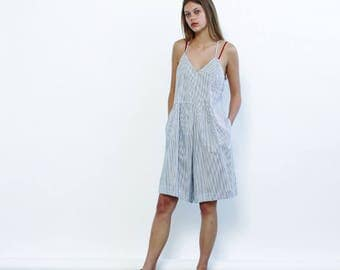 Big Summer Sale Female Relaxed-Fit Jumpsuit, STRIPS.