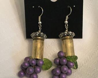 Balistic Beauty Vinyard Earrings