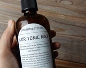 Hair Tonic No.1 | Leave-in Conditioner | Nourishes Scalp + Fortifies Hair | Dandruff + Dry Hair | Soothe Scalp Conditions | Detangler