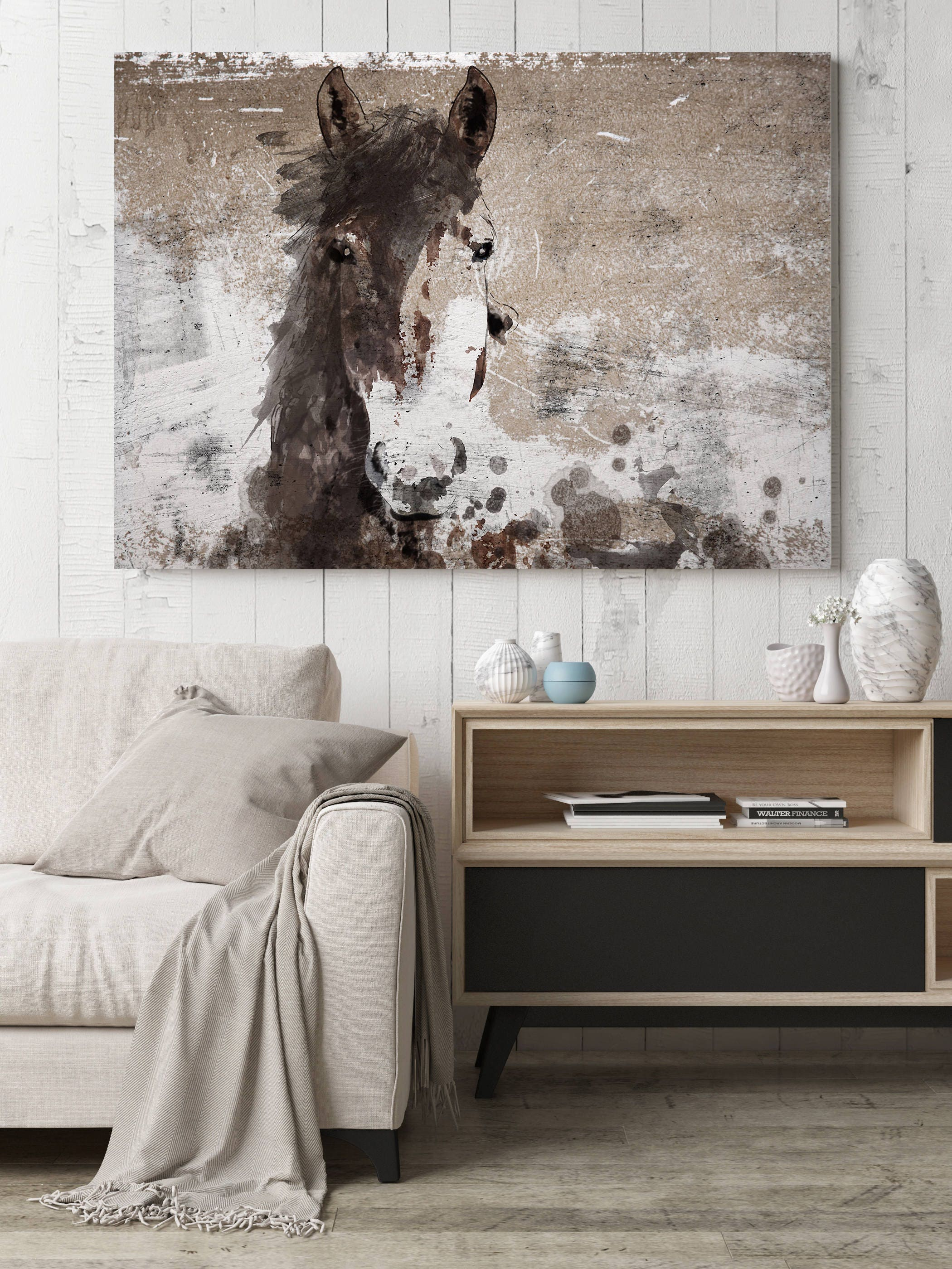 Large Farmhouse Wall Decor Dream Horse Extra Large Rustic Equine Wall Decor B On Inspiration Kitchen Pleasureable White Cabinetry Set Also Blu