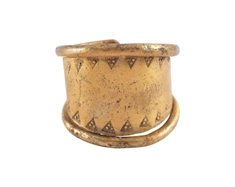 Authentic Ancient Viking Warriors Ring C.900-1000AD. Professionally Refurbished for wear FNS5336