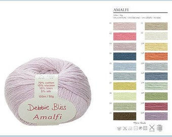 Debbie Bliss Amalfi Yarn