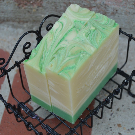 Tobacco and Caramel Vegan Artisan Soap Bar