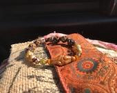 Ember Goddess Bracelet, birth bracelet, fertility, doula gift, woman, feminine bracelet, great Mother's Day or baby shower gift