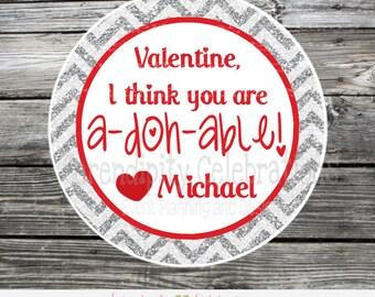 Printable DIY Play doh Valentine Tag, Printable Valentine Tags, Valentine's Day, Play doh tags, Valentine Stickers, Play Dough, Play Doh