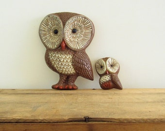 Owl Wall Hangings