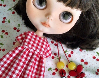 OOAK Custom Blythe Doll and EXTRAS!