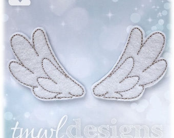 Pony Wings Bow Parts Digital Design File