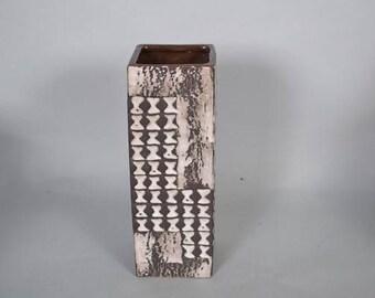 Carstens Tonnieshof ceramic vase  - Design By Heinz Siery - Brasilia - C 804.