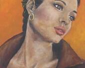 Custom Portrait Natural B...