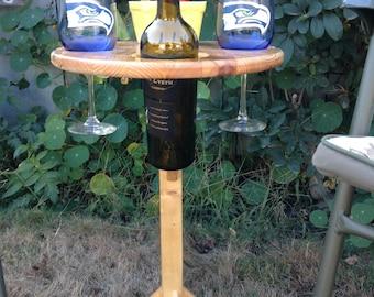 patio wine table