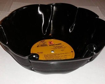 Beach Boys Vinyl Record Bowl perfect for chips or popcorn Free Shipping